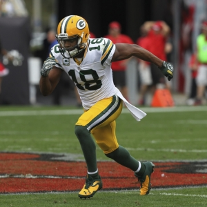 Green Bay Packers wide receiver Randall Cobb