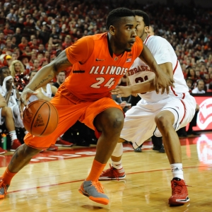 Rayvonte Rice Illinois Fighting Illini