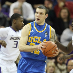 Reeves Nelson of the UCLA Bruins