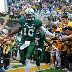 Baylor Bears quarterback Robert Griffin III