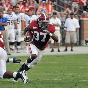 University of Alabama defensive back Robert Lester