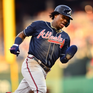 Ronald Acuna Atlanta Braves