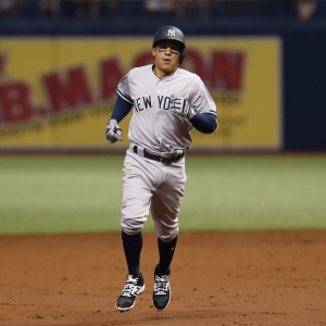 Ronald Torreyes New York Yankees