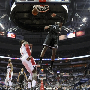 Rondae Hollis-Jefferson Brooklyn Nets