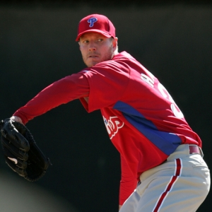 Roy Halladay of the Phillies.