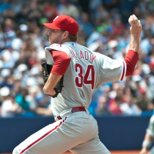 Phillies Pitcher Roy Halladay
