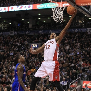 Rudy Gay of Toronto Raptors