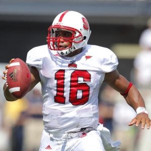 North Carolina State QB Russell Wilson