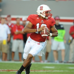 NC State's QB Russell Wilson