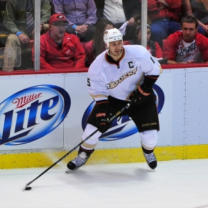 Anaheim Ducks center Ryan Getzlaf