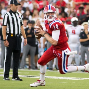 Ryan Higgins Louisiana Tech Bulldogs