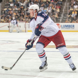 Ryan Johansen Columbus Blue Jackets