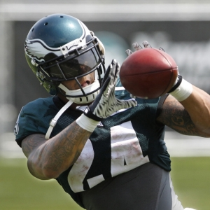 Philadelphia Eagles running back Ryan Matthews