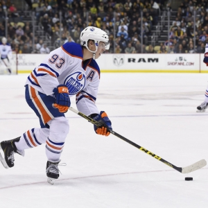 Ryan Nugent-Hopkins Edmonton Oilers