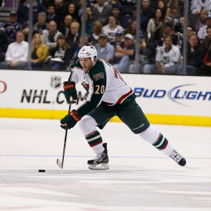 Minnesota Wild defenseman Ryan Suter