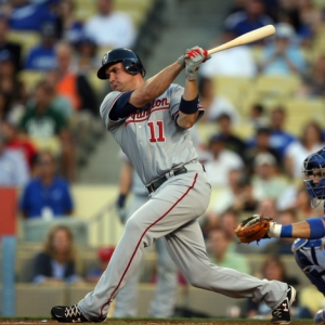 Ryan Zimmerman hopes to keep his hitting sterak alive tonight.