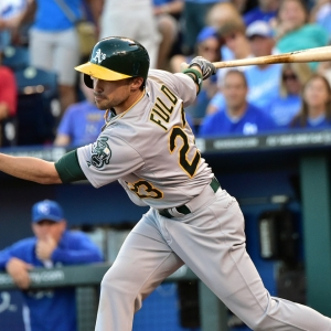 Sam Fuld Oakland Athletics