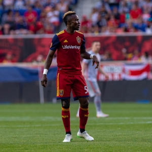 Sam Johnson Real Salt Lake