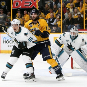 San Jose Sharks Nashville Predators