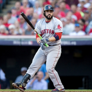Sandy Leon Boston Red Sox