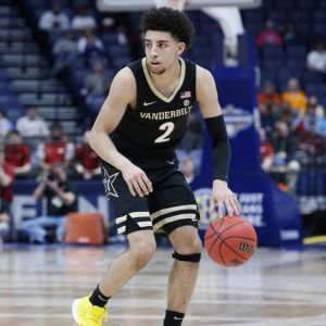 Scotty Pippen Jr Vanderbilt Commodores