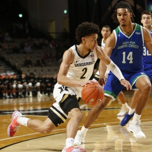 Scotty Pippen Jr. Vanderbilt Commodores