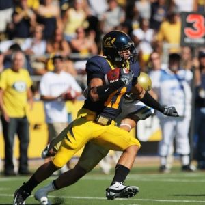 Sean Cattouse of the Cal Bears