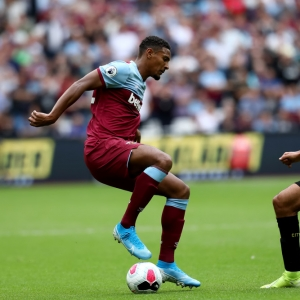 Sebastien Haller West Ham United