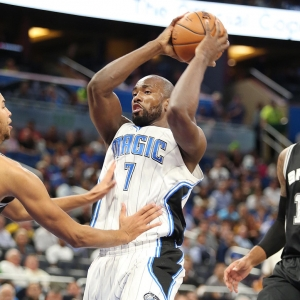 Serge Ibaka Orlando Magic