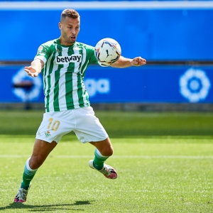 Sergio Canales Betis