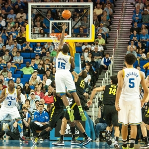 UCLA Bruins guard/forward Shabazz Muhammad