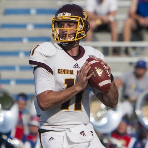 Shane Morris Central Michigan Chippewas