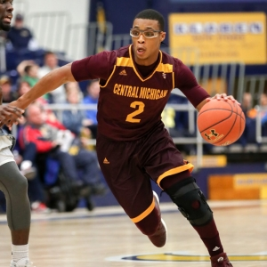 Shawn Roundtree Central Michigan Chippewas