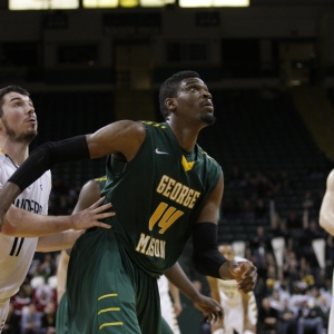 Shevon Thompson George Mason Patriots