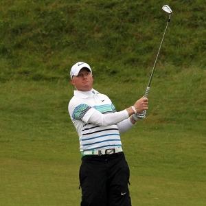 golfer Simon Dyson