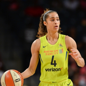Skylar Diggins Dallas Wings