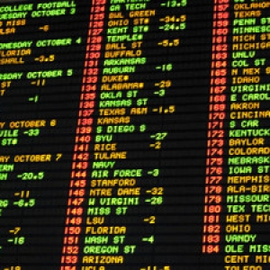 Sportsbook Screen