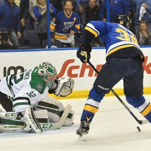 St. Louis Blues Dallas Stars