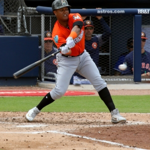 Miami Marlins second baseman Starlin Castro