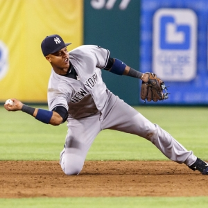 Starlin Castro New York Yankees