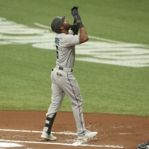 starling marte miami marlins