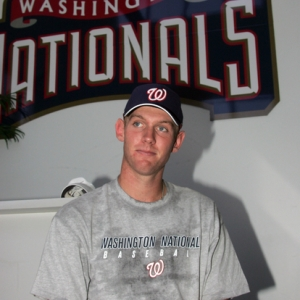 Stephen Strasburg of the Nationals