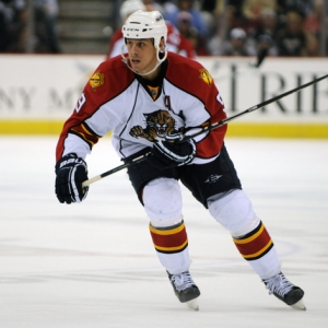 Florida Panthers Stephen Weiss.