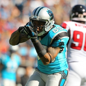 Carolina Panthers wide receiver Steve Smith