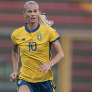 Stina Blackstenius Sweden World Cup