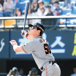 Sung Yul Lee Hanwha Eagles