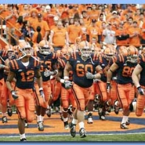 syracuse football team