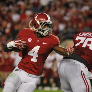 T.J. Yeldon Alabama Crimson Tide