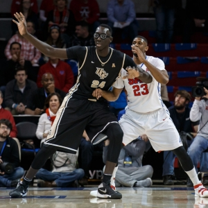 Tacko Fall UCF Knights