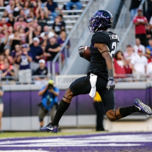 TCU Horned Frogs wide receiver Taj Williams
